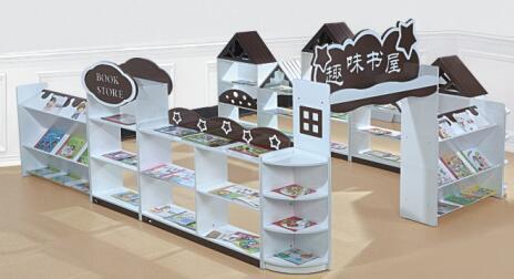 幼儿园区角组合玩具柜的优点有哪些