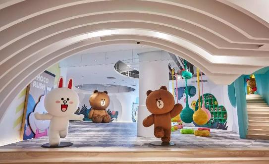 北京幼儿园装修设计公司在装修幼儿园时遵循的基本原则