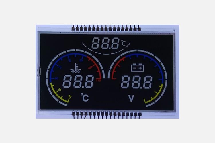 如何解决点阵LCD液晶显示屏的黑屏问题?