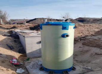 广州排污泵厂家解析:一体化污水泵站在行业内广受认可的原因