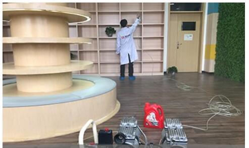 西安房间内部空气净化集团官网详解:使用环保质料的房间内部装潢还会有污染吗
