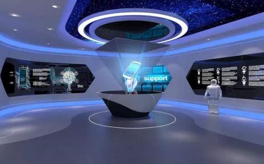 企业展厅设计有哪几点要求