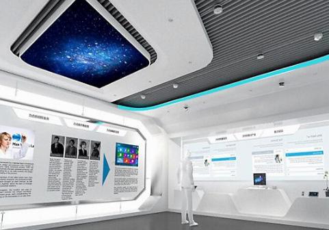 如何进行企业展厅设计