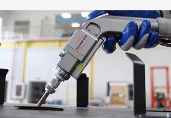 光纤激光焊接机良好的焊接效果体现在哪里