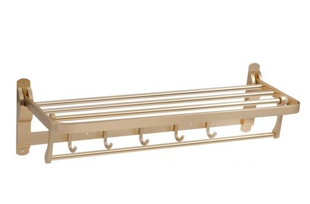 浴室五金挂件的常用材质有哪几种?