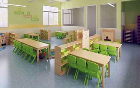 幼儿园桌椅的安全性如何