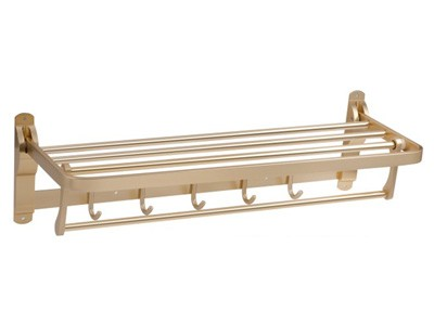中低档的浴室五金挂件通常是什么材质