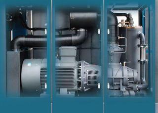 武汉螺杆空压机更节能的原因有哪些?