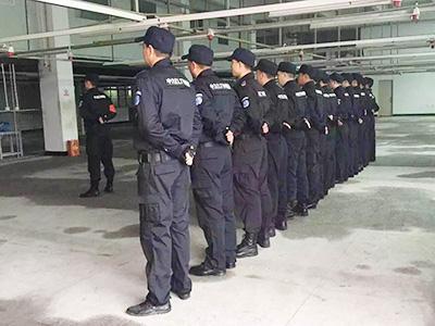 上海保安公司合作的优势
