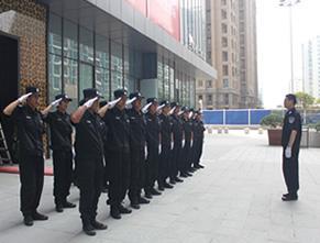 上海保安公司管理优势明显的原因
