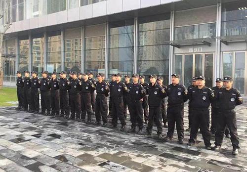 上海保安公司人员素养高的原因