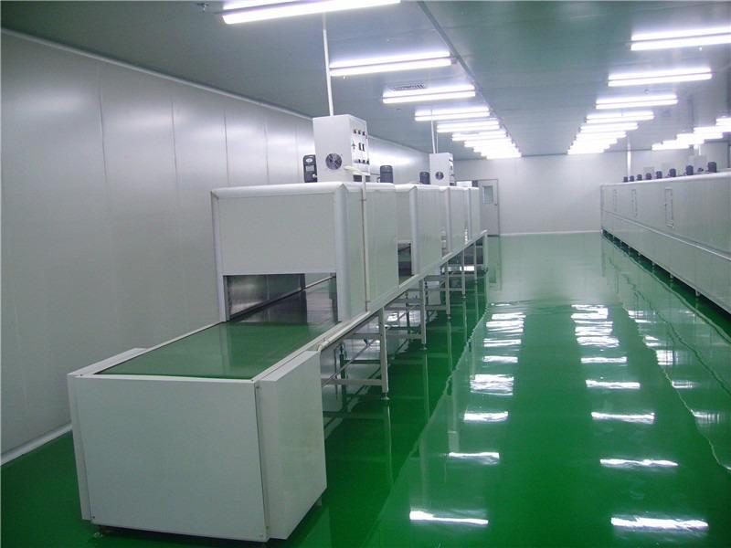 进行上海厂房净化工程的好处有哪些