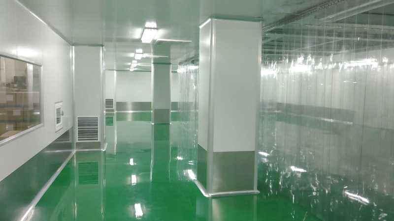 为什么要进行上海厂房净化工程