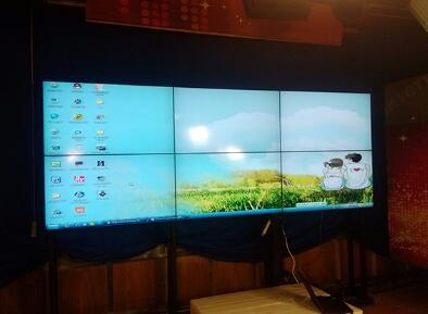 液晶大屏拼接墙显现系统的三大特性