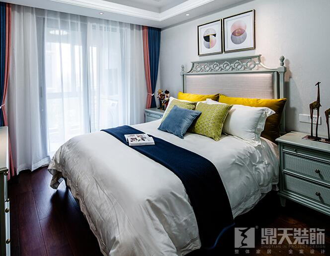 寧波軟裝公司講述窗簾的選購和技巧