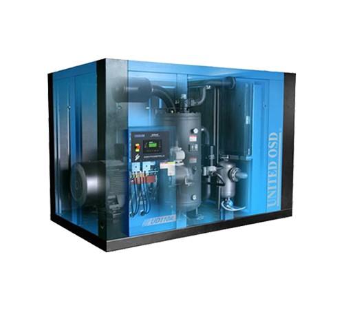 湖北空压机厂家分享如何提高空压机的排气量