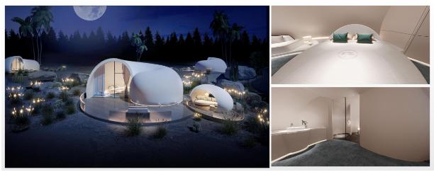 如何选择特色化的星空旅人酒店?