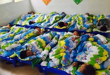 幼儿园床的色彩搭配原则有哪些