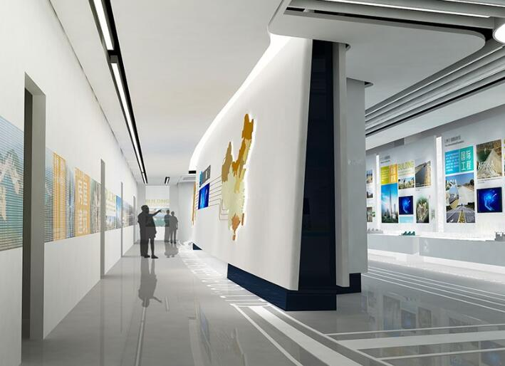 企业营销型展厅设计作用不断提升的原因