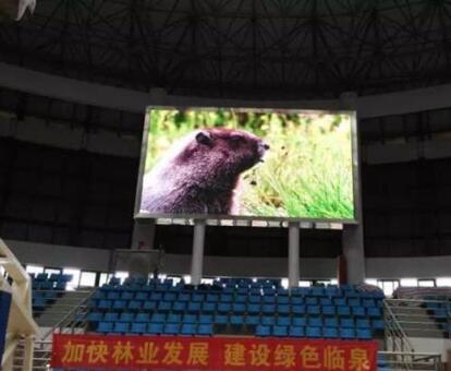 深圳户外全彩屏厂家分享:如何使LED显示更高的清晰度