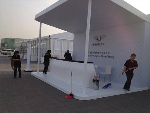 上海展会保洁服务专业性高主要体现在哪些方面