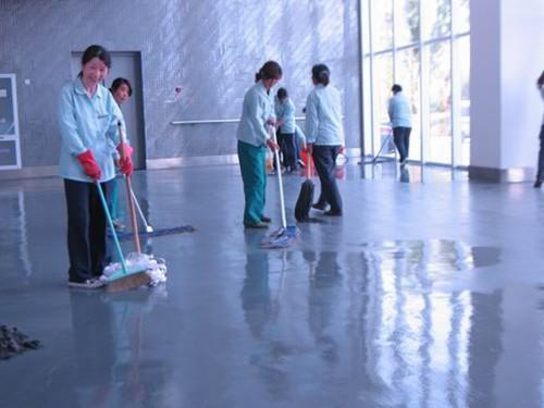 上海展会保洁针对石材翻新处理适宜采取哪些措施