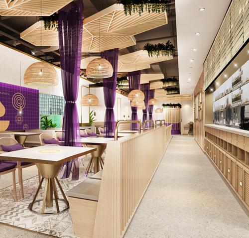 主题餐厅设计需求不断增加的原因
