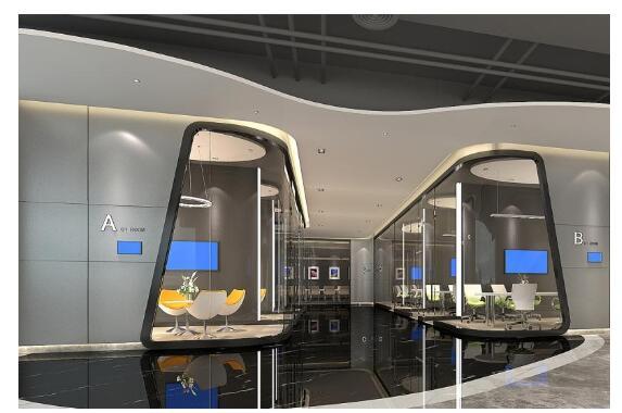 高科技企业展厅设计有哪些流行风格