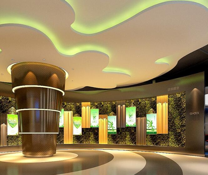 高科技企业展厅设计通常有哪几种思路