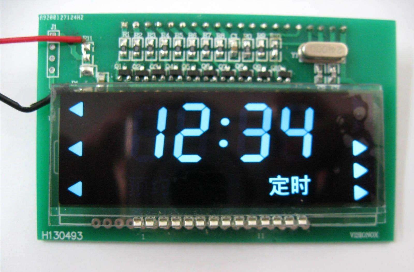 选择定制段码LCD液晶显示屏可以从哪些方面入手