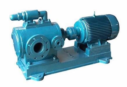 双螺杆泵与齿轮泵有什么区别