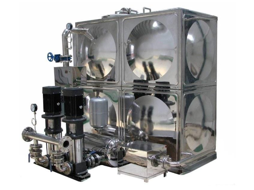 广州一体化泵站和混凝土泵站相比有什么优势?