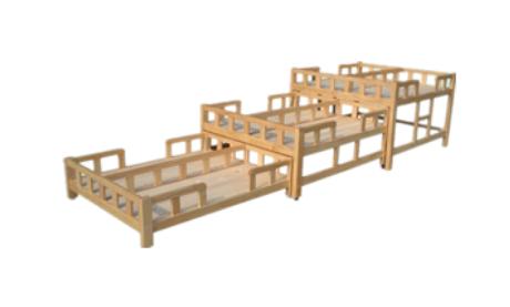 幼儿园床理应具备哪些特点