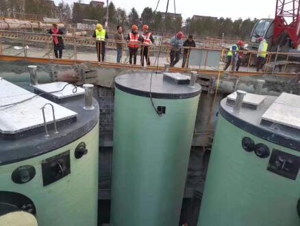 如何让广州一体化泵站高效处理