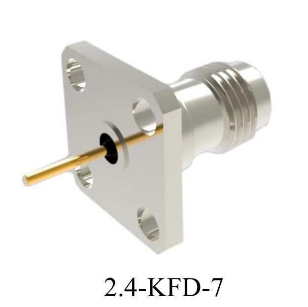射频连接器常用的种类都有哪些