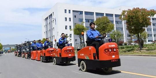 北京锂电池叉车的优点有哪些?