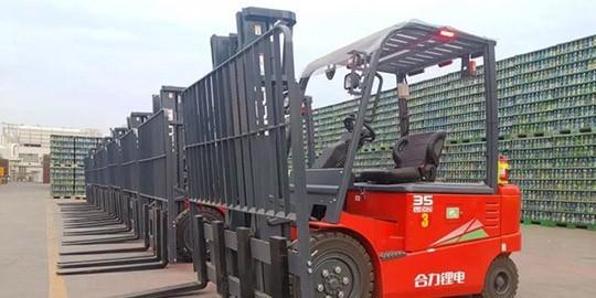 北京锂电池叉车的特点是什么?