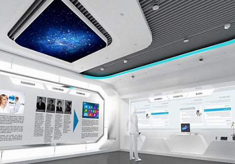选取企业展厅设计容易忽略哪些内容