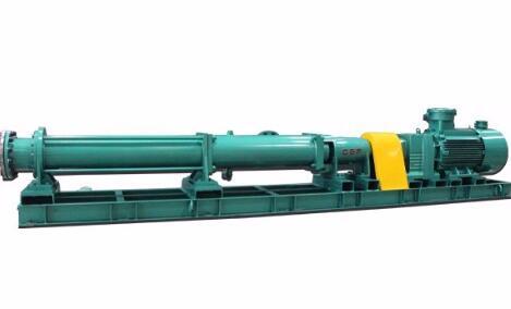 单螺杆泵的特点有哪些