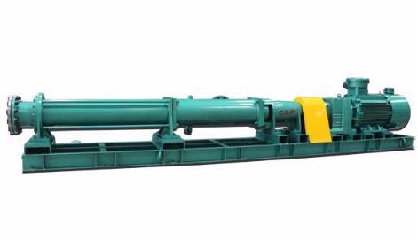 单螺杆泵的优点表现在哪些方面