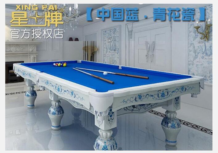 台球桌的主要组成部分有哪些?