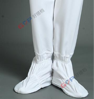 如何对无菌高筒鞋进行清洁消毒?
