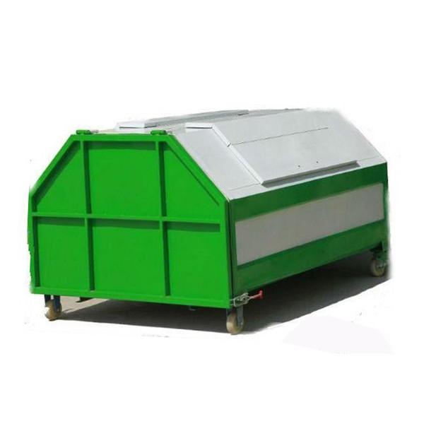 有哪些常见的环卫垃圾桶材质?