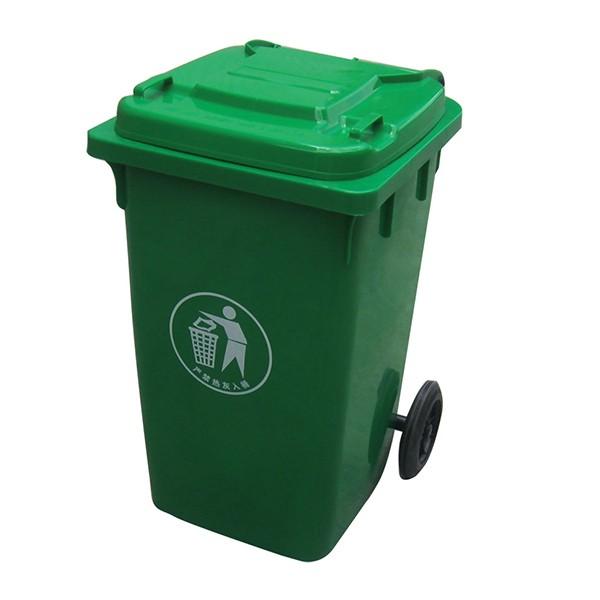 农村适合使用什么样的塑料垃圾桶?