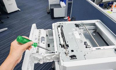 顾客如何选择成都复印机维修公司?