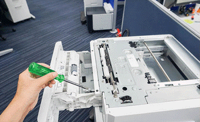 顾客为什么要选择成都复印机维修?