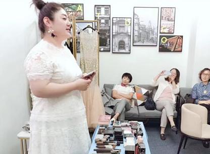 上海美容化妆培训学校如何用多媒体进行教学
