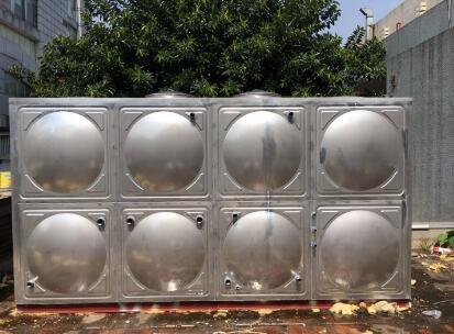 怎么选择广州不锈钢水箱