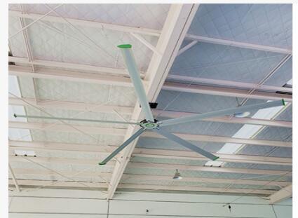 广州工业大风扇相比传统风扇升级了哪些功能