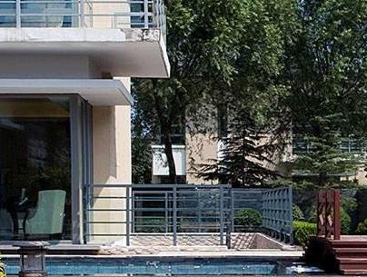 上海别墅花园设计运用的要素有什么